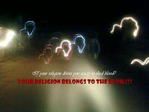 Devil's Religion von Sizt Elilo