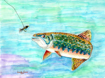 Brook Trout by Linda Ginn
