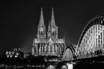 Köln - Cologne von Jake Playmo