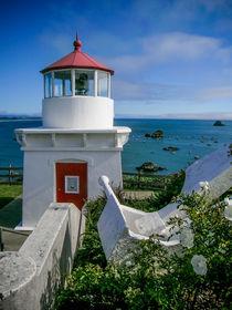 Patrick's Point Lighthouse von Jim DeLillo