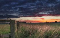Harmstorf sunset II von photoart-hartmann