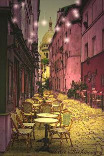 Cafe van Gogh von Marie Luise Strohmenger