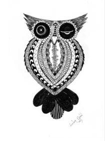 Flirty-owl