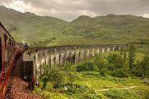 Glenfinian Viaduct  von Rob Hawkins