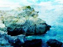 blue stone by ursfoto