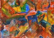 Leuchtende Farbkreationen  von Ulrike Kröll