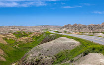 Driving The Badlands Loop by John Bailey