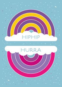Hiphip Hurra by Kati Meden