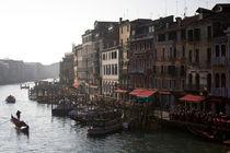 Venice canals by Christina Antoniadou