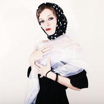Retro portrait of a young woman von Igor Korionov