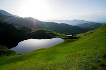 Two lakes by Artem Boyur