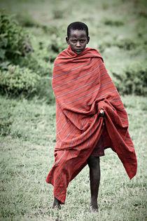 Masai #4 by Antonio Jorge Nunes