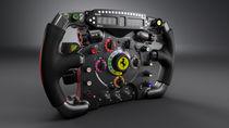 F1 Steering Wheel von Djordje Jovanovic