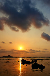 koh chang sunset von Sandro Loos