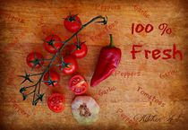Fresh Food von Clare Bevan