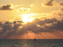 Sailing on the Mediterranean Sea by brava64