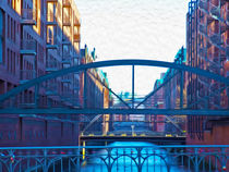 HamburgDigitals - Speicherstadt-Brücken - © adMeyer by Christian Meyer-Pedersen