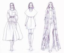 Christian Dior couture AW2014 by Tania Santos