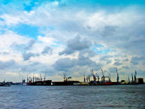 HamburgDigitals – Port Drama - © adMeyer by Christian Meyer-Pedersen