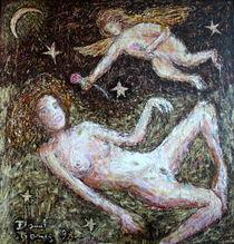 Woman and Angel von daniel gomez