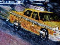 NYC Taxi  2 by daniel gomez