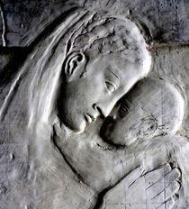 Virgin on Clay by daniel gomez
