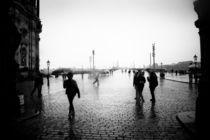 Schloßplatz Dresden von Dorit Fuhg