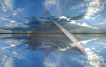 Faceted Sky by florin