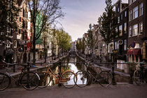 Early Morning, Amsterdam by Cameron Booth