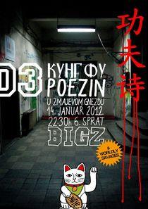 Kung Fu Poezin 03 by Dragana Nikolic