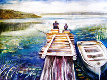 Die Fischer by Irina Usova