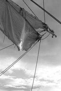 Sails of a brigantine von Intensivelight Panorama-Edition