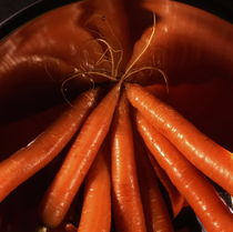 Fresh carrots von Intensivelight Panorama-Edition
