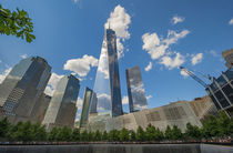 9/11 Memorial 3 by Ed Rooney