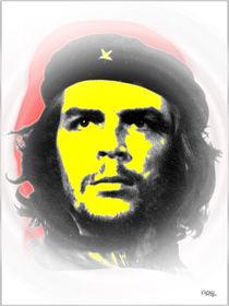 Che Guevara 005 by Norbert Hergl