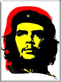 Che Guevara 006 by Norbert Hergl