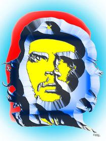Che Guevara 003 by Norbert Hergl