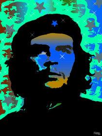 Che Guevara 002 by Norbert Hergl