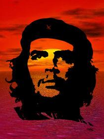 Che Guevara 001 by Norbert Hergl