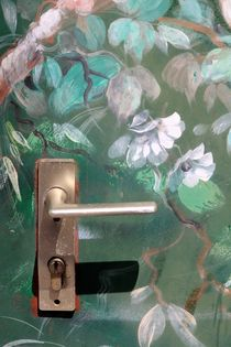 Open the door by © Ivonne Wentzler