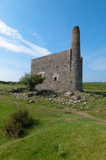 Ruine, Minions, Cornwall by dresdner