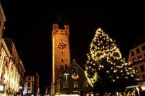 Christmas Time in Straubing/Bavaria by Helmut Schneller