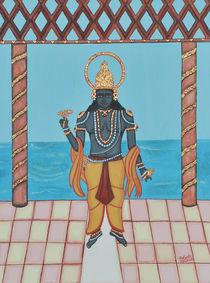 Krishna by Pratyasha Nithin