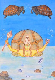 Kurmamurti by Pratyasha Nithin