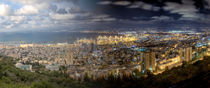 Haifa DayNight by moxface