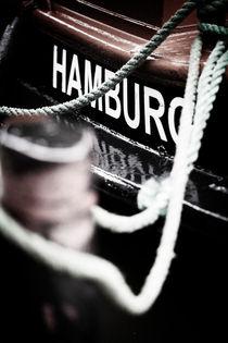 Hamburg Barkasse von Stefan Bischoff