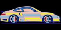 Neon Carrera Dream by Florian Rodarte