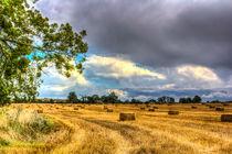 Storm approaching  by David Pyatt