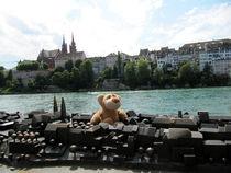 Heini in Basel von Olga Sander