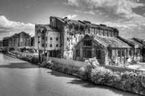 Bakers Wharf  von David Tinsley